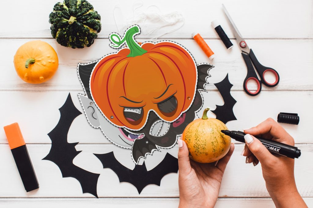 Decorar tu fiesta Halloween