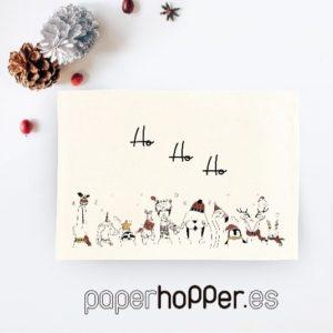 Sorteo Especial Navidad. Diseño: Ho, Ho, Ho