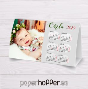 calendario barraca personalizable