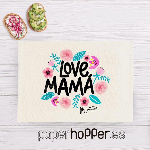 Salvamantel Lover mama