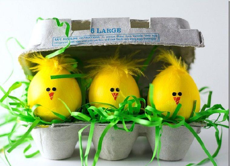 Pollitos de huevo